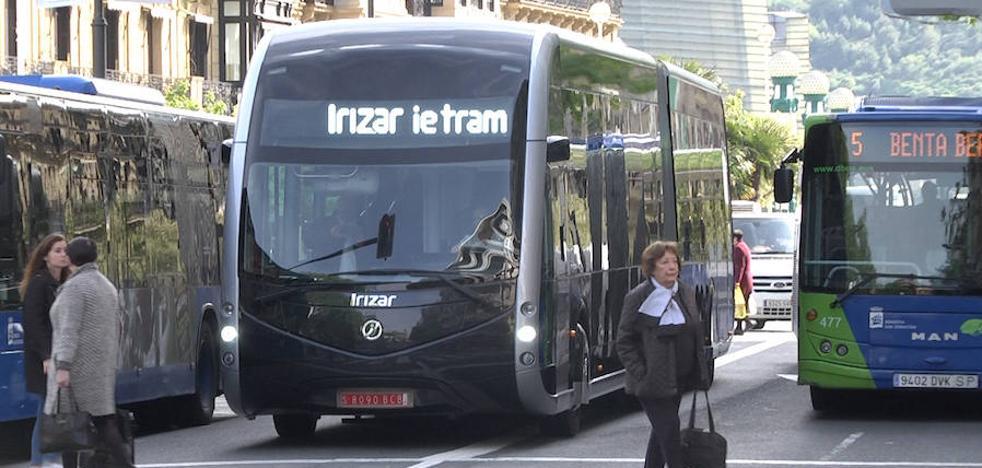 Así es el autobús del futuro