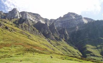 Un montañero de 52 años de Balmaseda fallece en la cara burgalesa de Castro Valnera