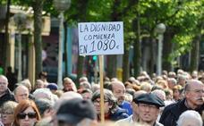 Los pensionistas vascos piden a Urkullu que acuda a la manifestación del 26 de mayo