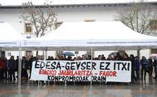 Un juzgado de San Sebastián acuerda los despidos en Edesa Industrial y Geyser