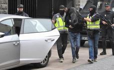 Dos vecinos de Bizkaia, detenidos por supuesta pertenencia al Estado Islámico