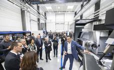 La industria vasca cuenta desde hoy con una nueva instalación para ensayar tecnologías digitales