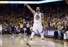 Curry y los Warriors defenderán el título de la Conferencia Oeste ante los Rockets