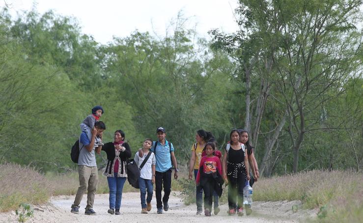 El drama de los inmigrantes ilegales que buscan el 'sueño americano'