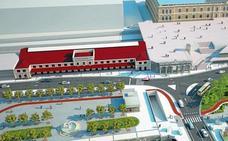 La estación del TAV en Donostia inicia el último trámite antes de las obras en 2019