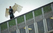 Berlín, exoesqueleto