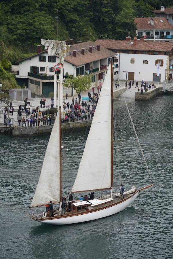 Arranca el Festival Marítimo de Pasaia