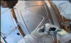 Un astronauta de la NASA hace el ridículo por un despiste tonto