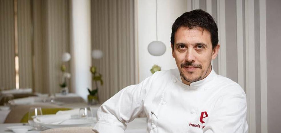 El riojano Francis Paniego dirigirá el restaurante de verano del María Cristina