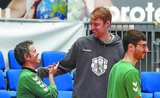 Norel: «Lo normal es que siga en el Gipuzkoa Basket»