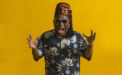 Barrence Whitfield & The Savages: rock and roll para hacer feliz a la gente