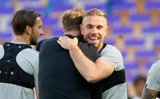 Henderson: «Si rendimos a nuestro nivel, podemos ganarle al Madrid»