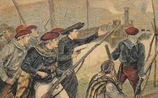 «Donostia no sería la misma si los carlistas hubiesen usado los cañones 'Whitworth'»