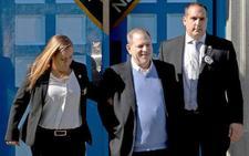 Weinstein, acusado de violación y agresión sexual