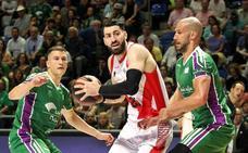 El Baskonia se mete en semifinales con comodidad