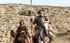 'El hombre que mató a Don Quijote', un delirio que vale más por su génesis que por su resultado