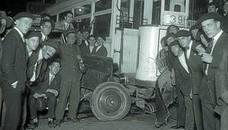 1923. Entran en una villa de Ategorrieta y revuelven todo, pero solo roban..