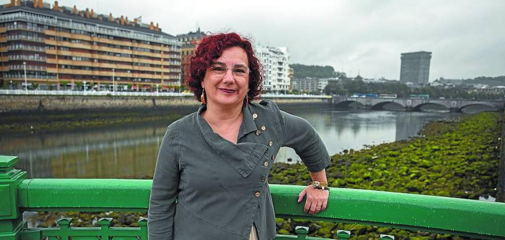 Amaia Almirall: «La mayoría de proyectos que presenta el gobierno se quedan solo en el anuncio»