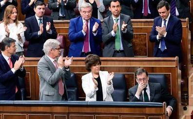 Los ministros de Rajoy, pendientes de su futuro