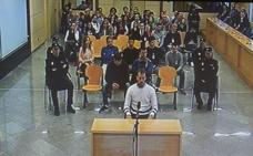Los familiares de los condenados por la agresión de Alsasua recurrirán la sentencia de la Audiencia Nacional