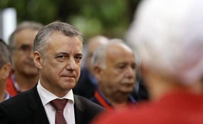 Urkullu dice que hay «un antes y un después» de la sentencia de Gürtel y que el PNV «ha cumplido su palabra»