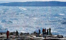 La antigua Groenlandia era mucho más cálida de lo que se pensaba