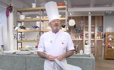 Arguiñano la lía con su receta de macarrones a la boloñesa