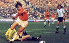 Cruyff: el gran líder de la 'naranja mecánica'