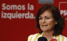 Carmen Calvo: leal, feminista y autoritaria