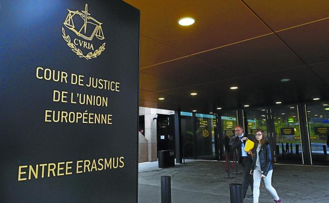 La justicia europea rectifica y justifica que fijos y temporales tengan diferente indemnización