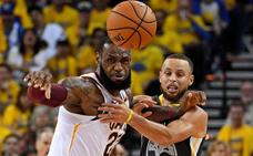 LeBron James adelanta que el próximo campeón de la NBA no visitará la Casa Blanca