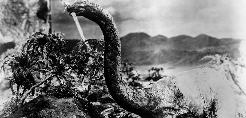 Spielberg no descubrió a los dinosaurios