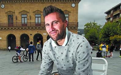 Juan Domínguez: «Quiero que mi equipo defienda y trate bien el balón»