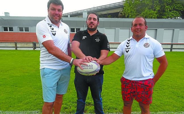 Xabi Castaño será el nuevo entrenador del Babyauto Zarautz de rugby