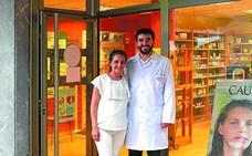 Lucas Arandia será el nuevo farmacéutico de Legorreta