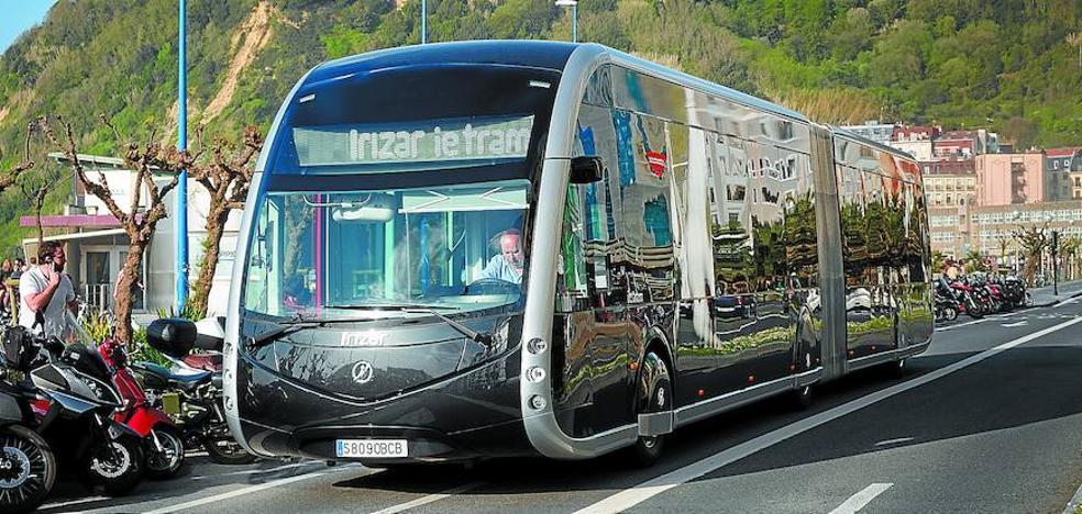 El nuevo bus eléctrico estará en marcha a partir de la próxima semana
