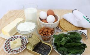 El 8% de los niños, alérgicos a la leche y el huevo