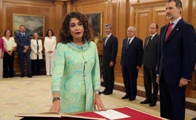 La nueva ministra de Hacienda, sobre el Cupo vasco: «Habrá que verlo en su momento»