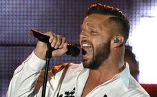 Ricky Martin, en concierto en San Sebastián este verano