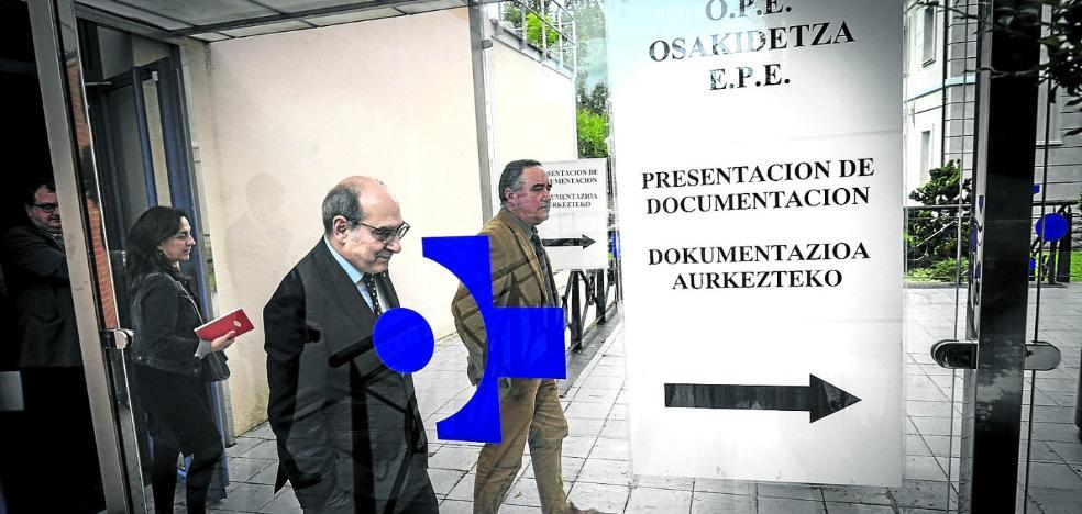El calendario de la OPE se mantiene pero se revisarán los resultados de todas las pruebas