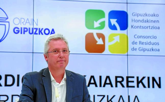 El envío de residuos a Bizkaia costará a Gipuzkoa entre 6 y 10 millones