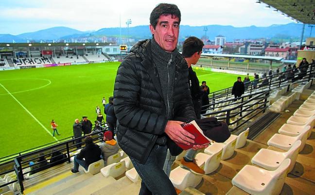José Luis Ribera será el entrenador del primer equipo de la SD Beasain la próxima temporada