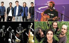 Semana Grande: Jarabe de Palo y Vendetta en concierto