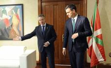 Urkullu escribe a Sánchez para proponerle un «diálogo sincero» para completar el Estatuto
