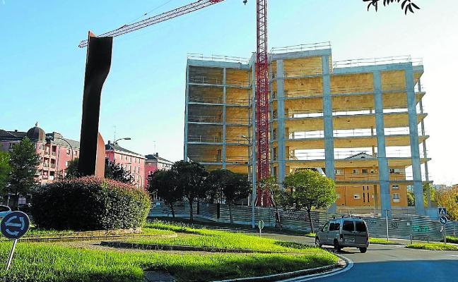 Etxegintza desbloquea la construcción de los apartamentos para mayores de Intxaurrondo