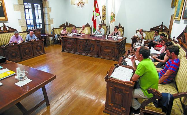 El pleno aprobó la ordenanza de convivencia ciudadana