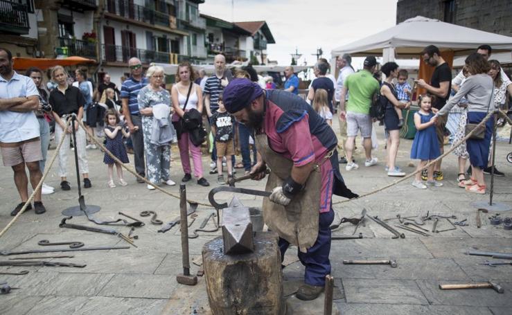 Hondarribia vuelve a ser medieval