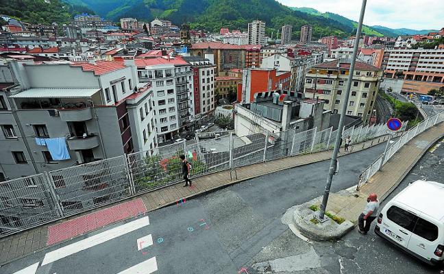 Las obras de construcción del elevador de Aldatze comienzan este lunes