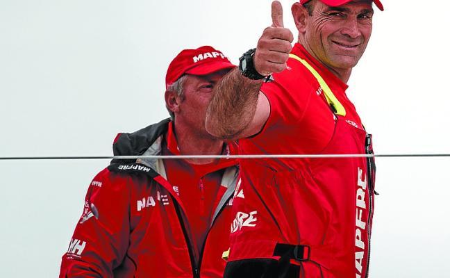 Las dos etapas europeas decidirán el ganador de la Volvo Ocean Race