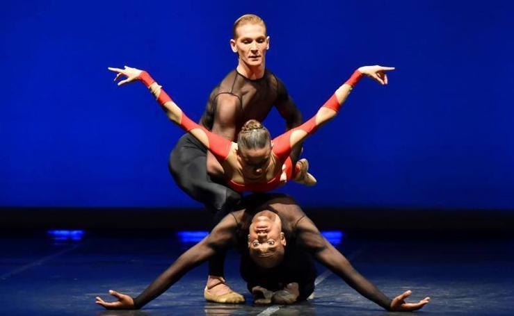 La vistosidad del ballet